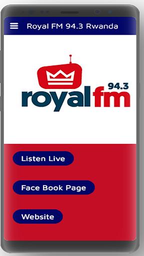 Royal FM 94.3 Rwanda screenshot 4