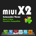 MIUI X2 Go/Apex/ADW Theme FREE icon