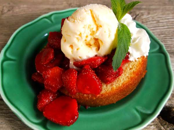Strawberry Shortcake, T's Way Recipe