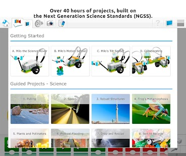 WeDo 2.0 LEGO® Education- screenshot thumbnail