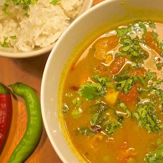 Tamarind Fish Curry