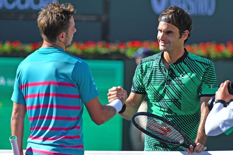 ? Federer, Nadal, Thiem...: les plus beaux points de la semaine à Indian Wells