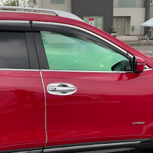 エクストレイル HNT32 20Xハイブリッド4WDのカスタム事例画像 *アクア*さんの2019年04月18日06:25の投稿