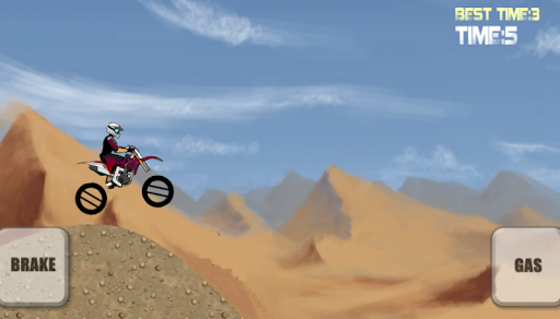 Dirt Bike Mountain