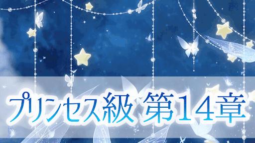 プリンセス級14章