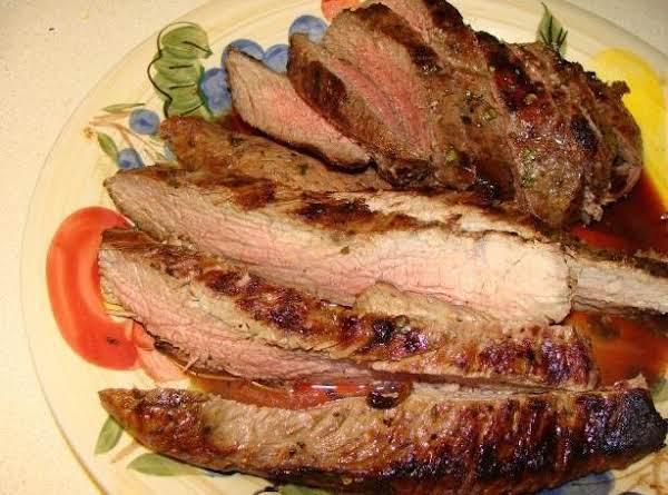Savory Marinated Tri Tip Roast