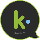 Guide For kik messenger - New Friend and group icon