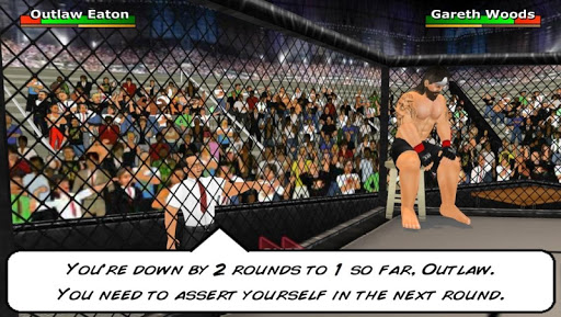 Weekend Warriors MMA  screenshots 4