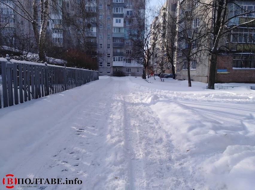 Полтаву вхурделило: ранок у місті після сильної негоди (ФОТО, ВІДЕО), фото-16
