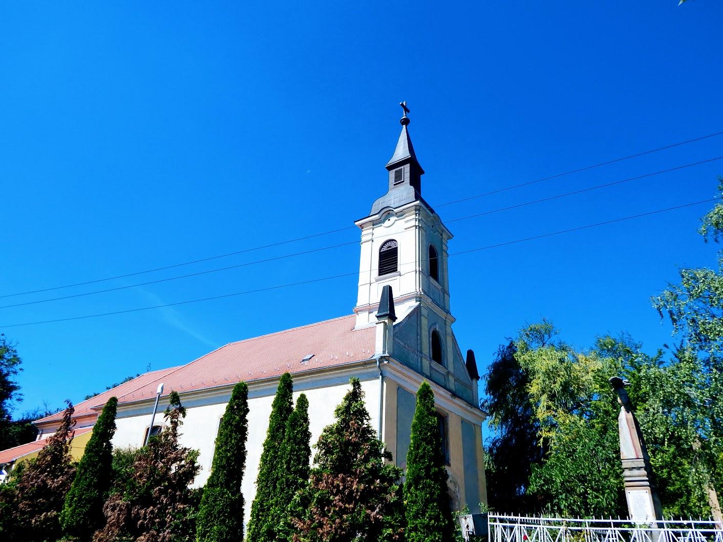 Csobánka - Szent Anna rk. templom