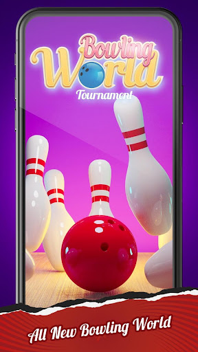 Télécharger Gratuit 🎳 Strike Bowling King - Jeu de bowling 3D  APK MOD (Astuce) screenshots 1