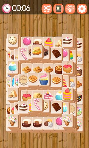 Mahjong Cookie & Candy - Free  screenshots 3