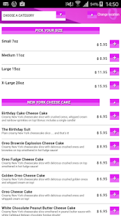 Chil Frozen Yogurt Bar- screenshot thumbnail
