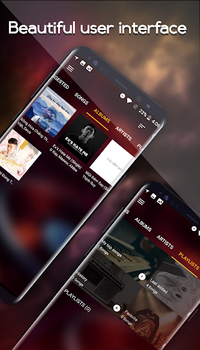 Smart Music Player for Android screenshot 4