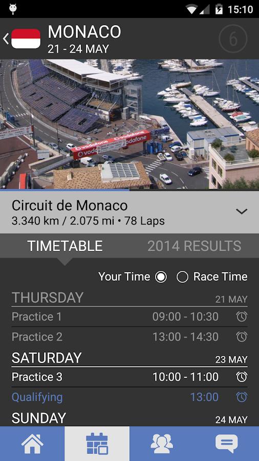 Team Formula Pro - screenshot