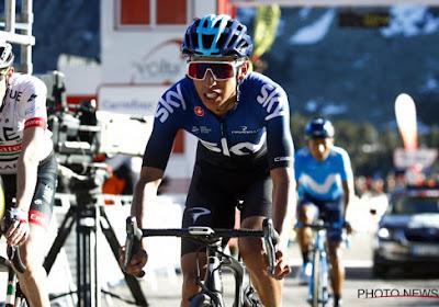 Drama op training: Egan Bernal loopt ernstige averij op en moet streep trekken door de Giro
