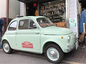 フィアット500  Fiat500D 1963'sのカスタム事例画像 Jimmyさんの2018年05月09日07:32の投稿
