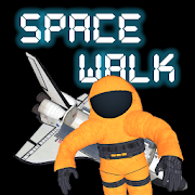 VR Space Walk  Icon