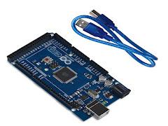 Arduino Compatible Mega 2560 R3 Board