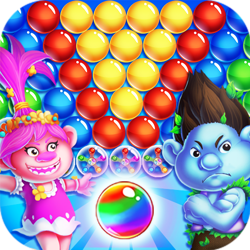 Troll Jungle Bubble Shooter (game)