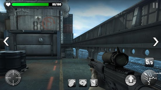 Impossible Assassin Mission - Elite Commando Game Screenshot