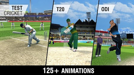 World Cricket Championship 2 - WCC2 APK screenshot thumbnail 5