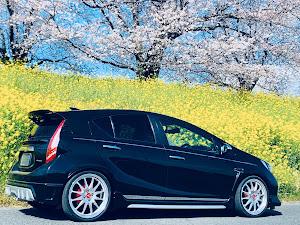 アクア NHP10 G 2012年式のカスタム事例画像 アリスマさんの2020年03月25日00:46の投稿