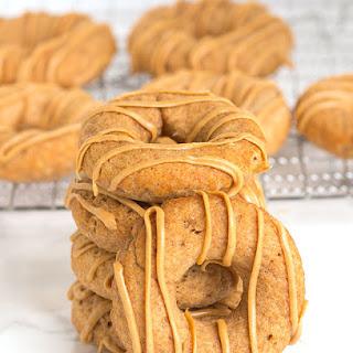 Apple Peanut Butter Dognuts