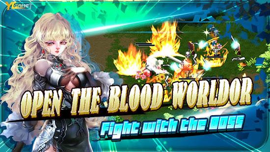 Gods Wars Ex : Vampire 12