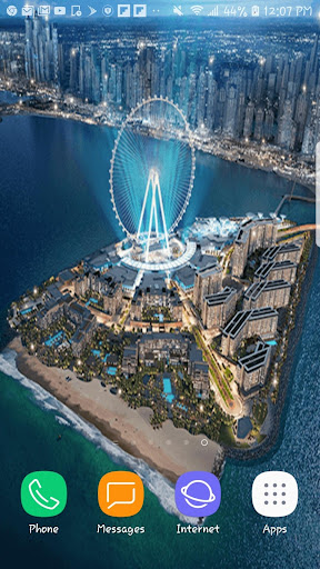Dubai HD Beautiful Wallpaper screenshots 1
