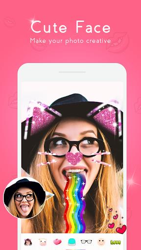 محرر صور الوجه screenshot