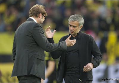 José Mourinho complimente Jürgen Klopp après sa prolongation de contrat