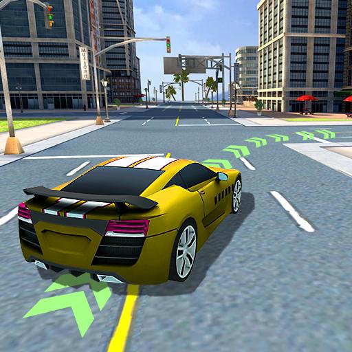 Car Driving Sim 3D