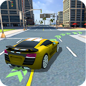 Car Driving Sim 3D