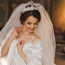 Wedding photographer Olga Nikolaeva (avrelkina). Photo of 29.07.2018
