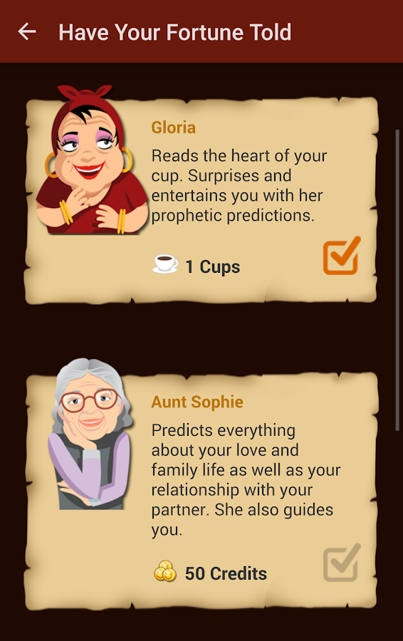 Kaave - Coffee Cup Readings- screenshot