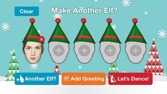 ElfYourself by Office Depot Screenshot