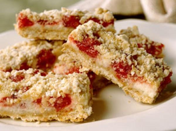 Cheery Cherry Cheese Bars Recipe