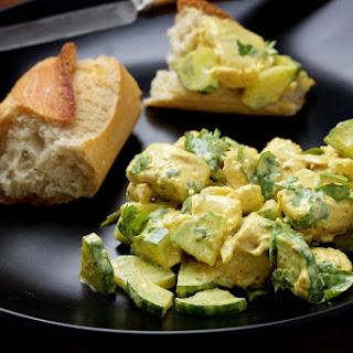 Tandoori-Spiced Chicken Salad.