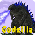 Mod Godzilla Minecraft icon