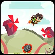 Gunshot Runner Adventure Boy APK