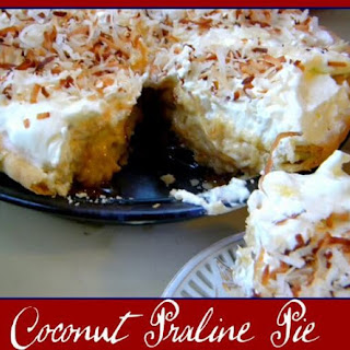 Coconut Praline Pie