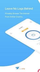 FlyVPN Secure VPN Proxy  App Download For Android and iPhone 7
