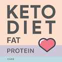 Keto weight loss app - Keto diet & meal plans icon