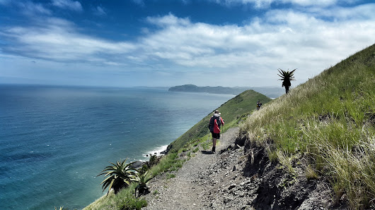 Coastal hikes in South Africa