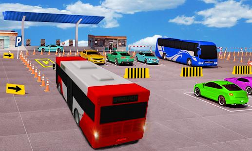 Modern Bus Parking Sim 2017 : Bus Games - náhled