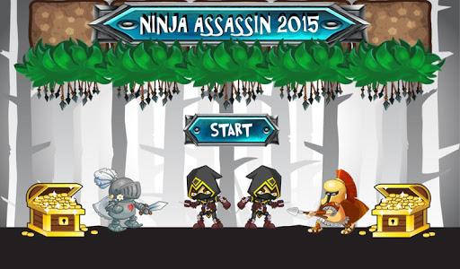Ninja Assassin Castle Run 2015