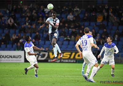 KV Kortrijk haalde Pape Gueye bij Le Havre