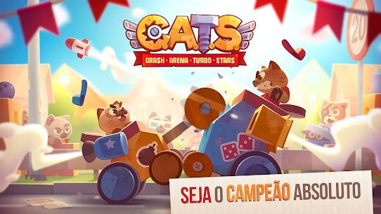CATS Crash Arena Turbo Stars Apk Mos Hit Kill 5