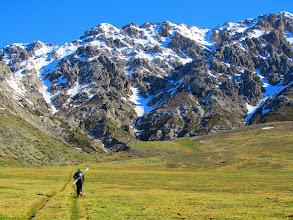 Photo: La montagna s'avvicina